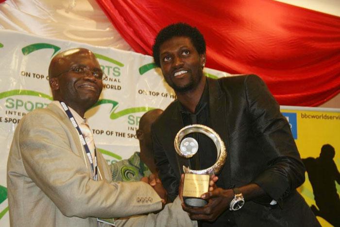 """Togo : """" Aucun sorcier n'a encore pu soigner la sorcellerie qui poursuit ADEBAYOR"""", J. Remy Ngono."""